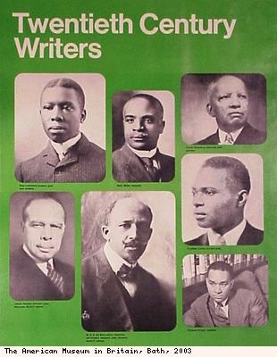 20th Century Writers poster
