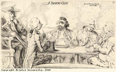 A Smoking Club