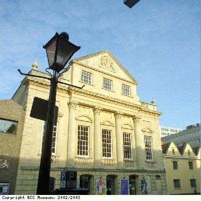 Bristol Old Vic (the Cooper's Hall)