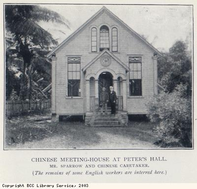 Chinese meeting-house