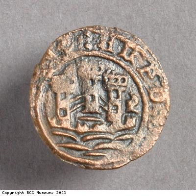 Coin from Portugal