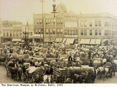 Cotton Market, Montgomery, Alabama