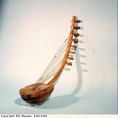 Harp from the Congo