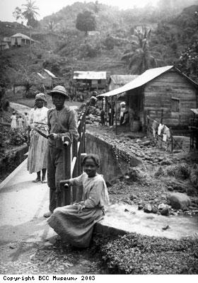 Jamaica's True Queen: Nanny of the Maroons