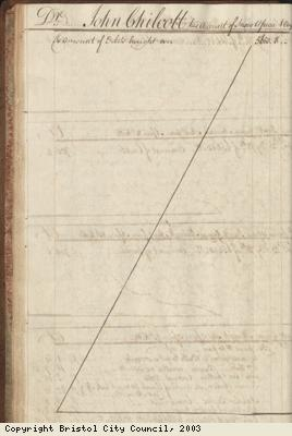 Page 34 from log book of ship Africa