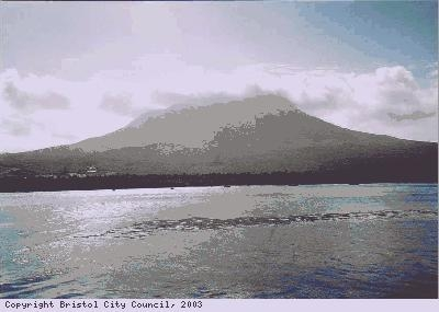 Photograph of Nevis