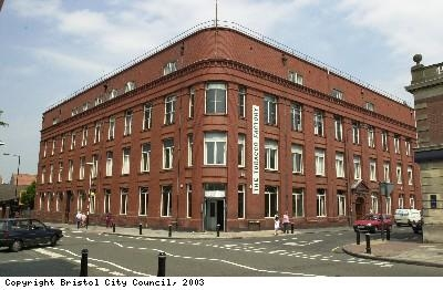 Photograph of the Tobacco Factory, Bristol