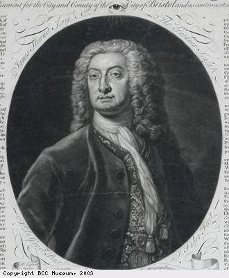 Print of Thomas Coster