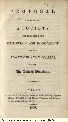 Society for North-American Indians