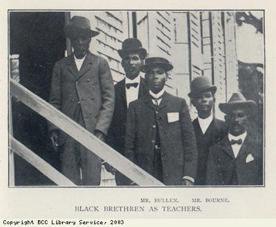 Teachers, British Guiana