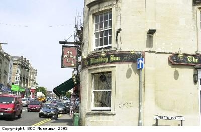 The Blackboy Inn in Bristol