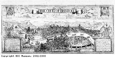 The Citty of Bristoll