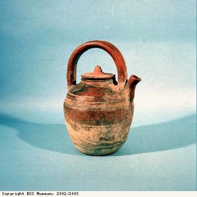 Water pot from Jamaica